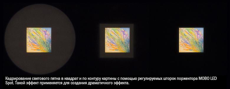 экспозиционное освещение музей