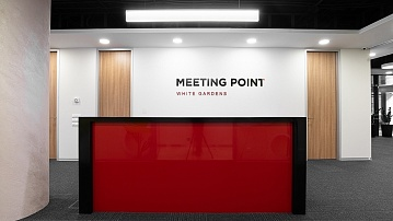Meeting Point на Белорусской