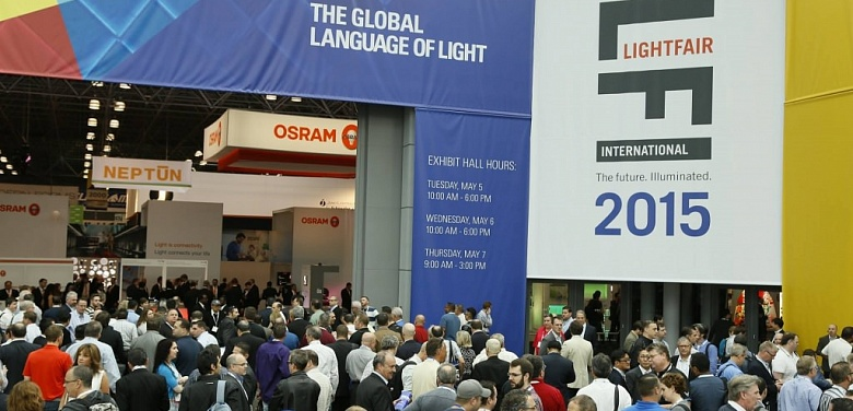 Lightfair International побила все рекорды